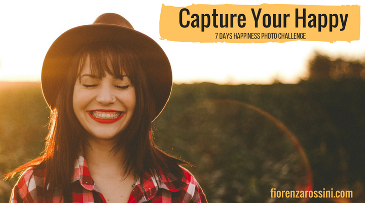 Capture your happy